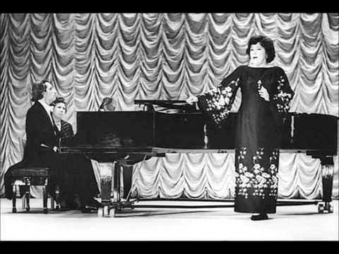 Бэла Руденко Ария Марфы Tzar's bride Bela Rudenko