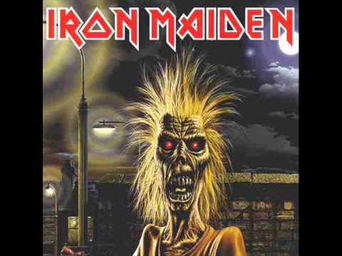 Iron Maiden-Prowler studio version