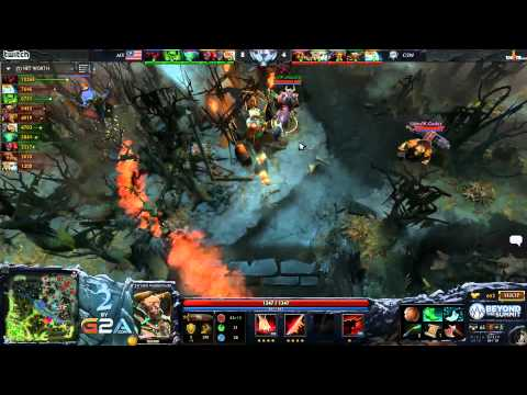 CSW vs Malaysia - Game 1 (Summit 2 SEA - Playoffs)