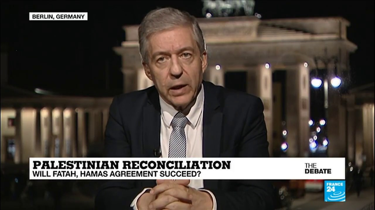 "Palestinian Reconciliation: ""Our biggest mistake was not getting a permanent agreement in '93"""