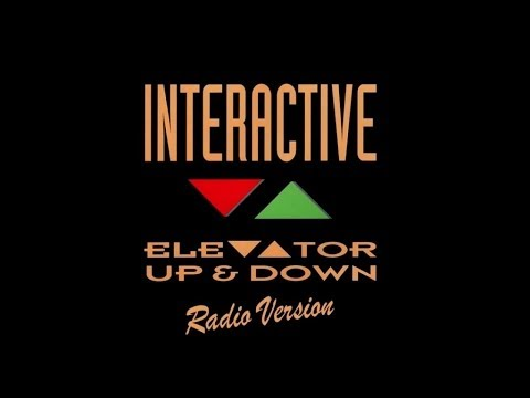 Interactive - Elevator Up & Down (Radio Version) #interactive #classics #techno