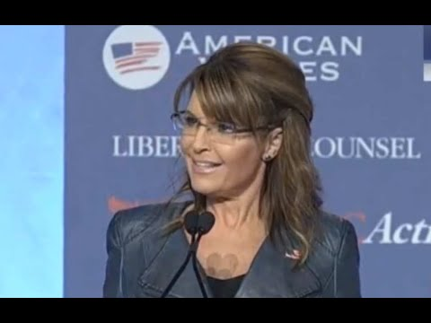 Hilarious: Sarah Palin Not Quite Sure Where the White House Is