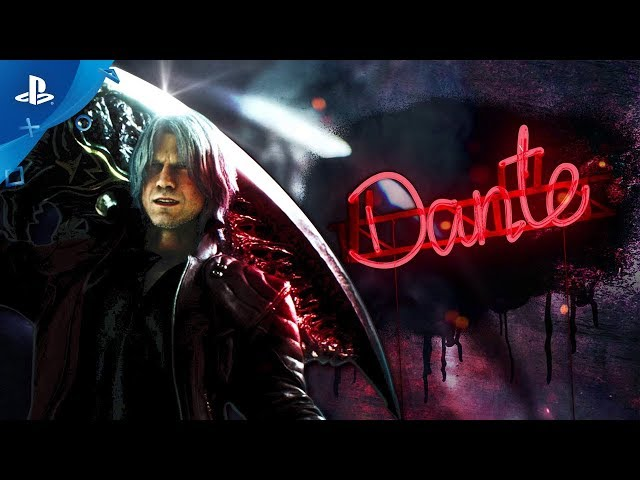 Devil May Cry 5 | Dante Combat Trailer | PS4