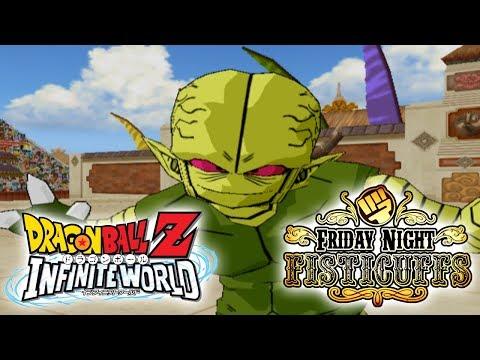Friday Night Fisticuffs - Dragon Ball Z: Infinite World