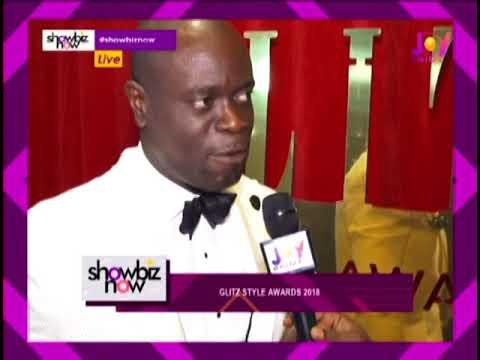 Showbiz Now on Joy Prime B (4-9-18)