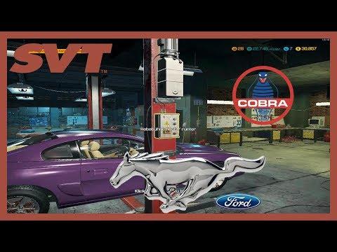 Ford Mustang SVT Cobra –  Car Mechanic Simulator 2018 [Deutsch/German]