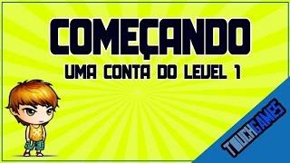 DDTANK SYSTEM - COMEÇANDO UM ACC EP 01 / ACC BOA EM 15 MIN