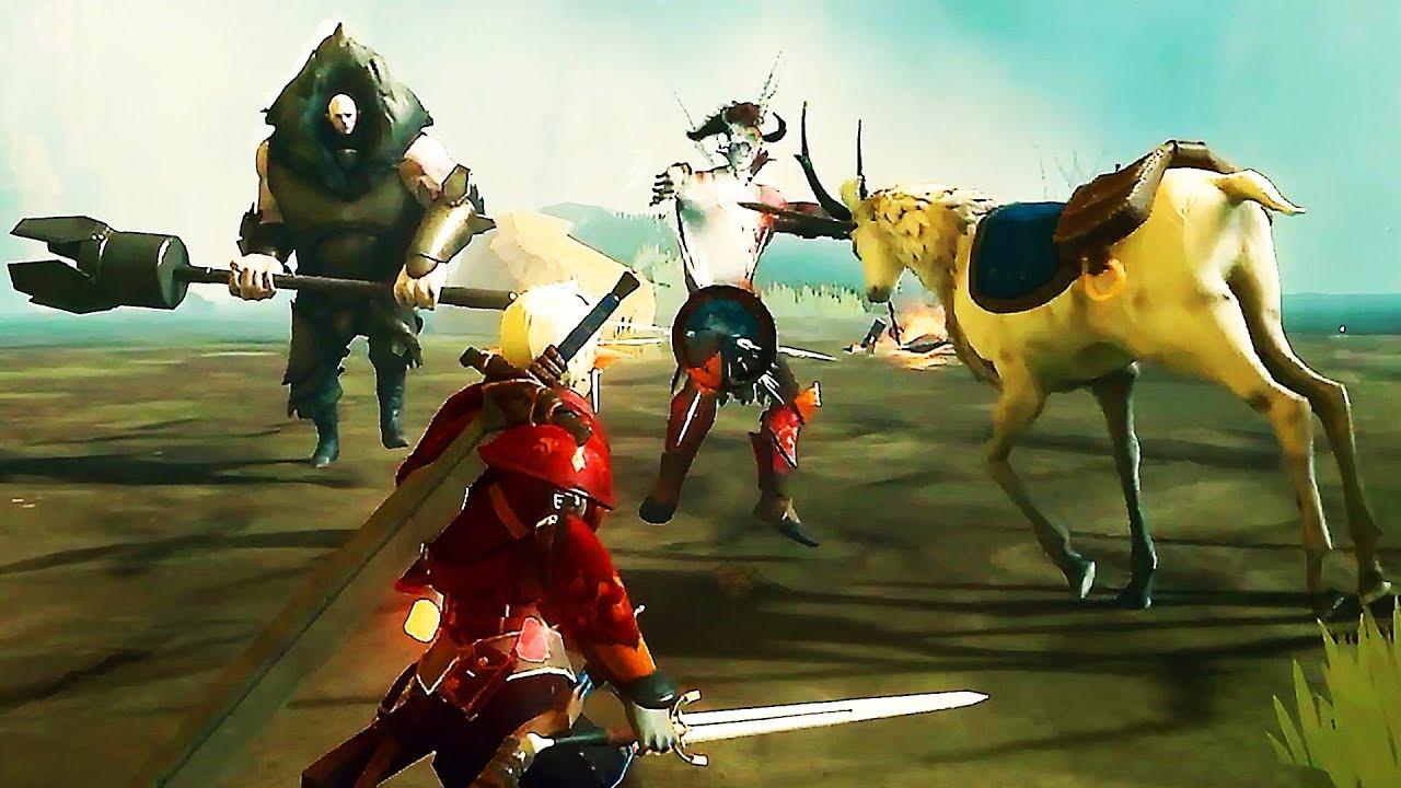 VERFALL VON LOGOS Gameplay Trailer (2019) PS4 / Xbox One / PC + video