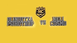 BattleMC Romania Oliniutza &amp Psihotrop VS Neli &amp Cosmo
