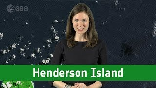 Earth from Space: Henderson Island