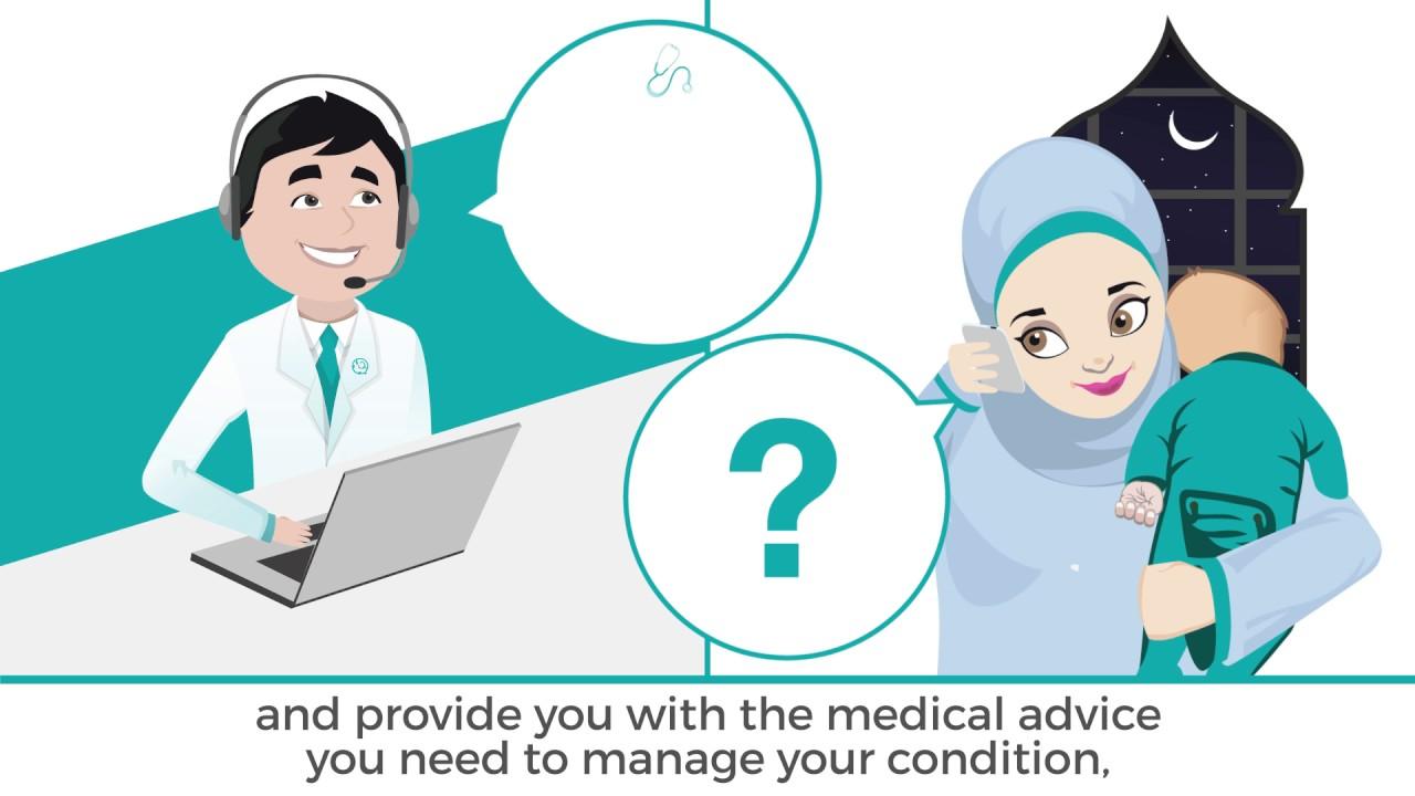 abu dhabi telemedicine centre - expert medical advice, just a, Skeleton