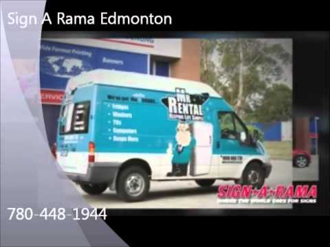 Sign A Rama - Full Vehicle Wraps Edmonton