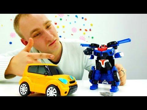 ТРАНСФОРМЕРЫ 6 лет аниматоры для детей роботы видео игры для мальчиков Москва