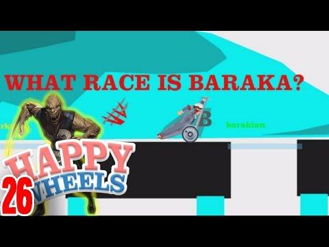 MORTAL KOMBAT LEVELS!? | Happy Wheels #26