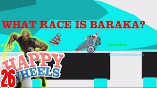 MORTAL KOMBAT LEVELS!? | Happy Wheels #26
