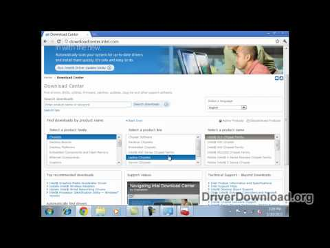 Fixing Screen Resolution By Downloading Video Drivers
