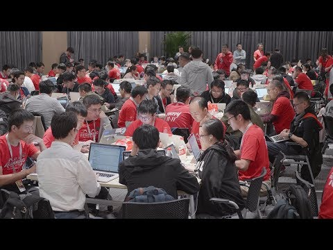 Behind the Scenes as Alibaba Revs Up For 11.11 2019