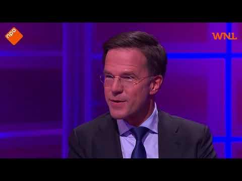 Premier Rutte heeft zitten huilen met Halbe na vertrek