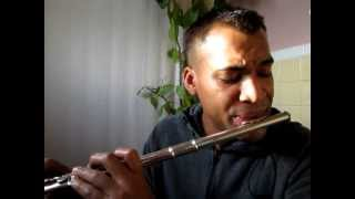 'You Are My Sunshine' written originally by Oliver Hood, flute cover by Dameon Locklear