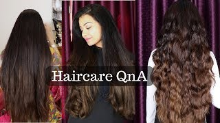 Hair care Q&A | Your questions Answered