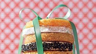 How To Make Lemon-rosemary Slice 'n' Bake Cookies | Cookie Recipe