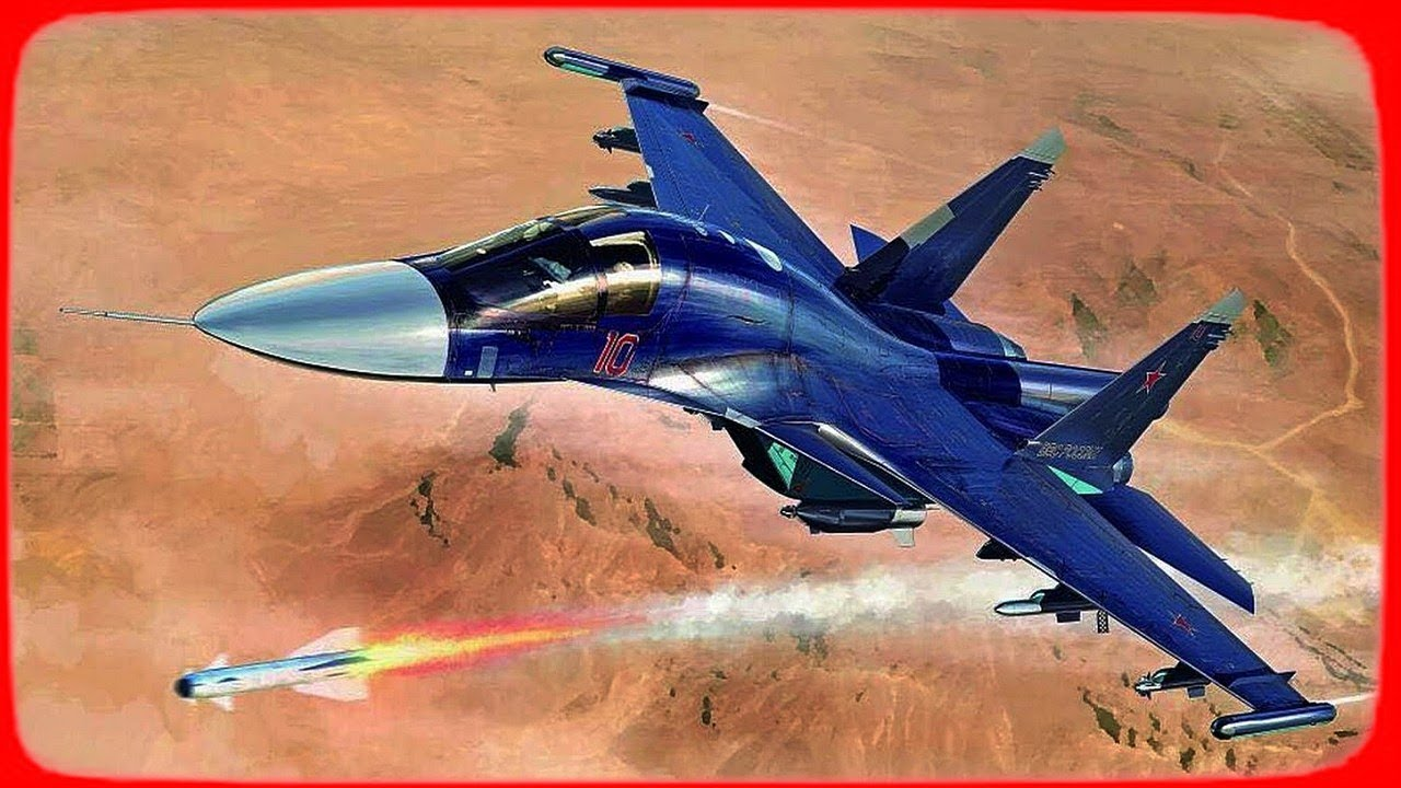 1/72 Su-34 SUKHOI by Trumpeter (video preview) - YouTube