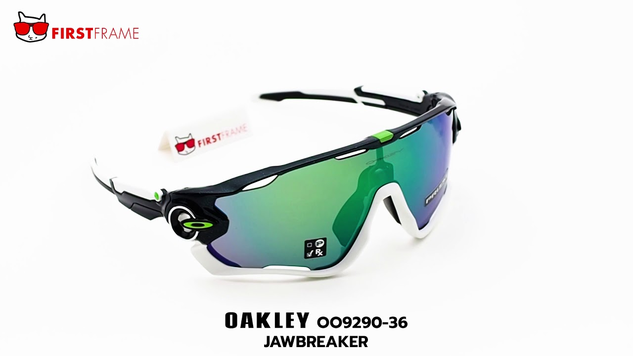 2befbc1dfd OAKLEY OO9290-36 JAWBREAKER CAVENDISH EDITION - YouTube