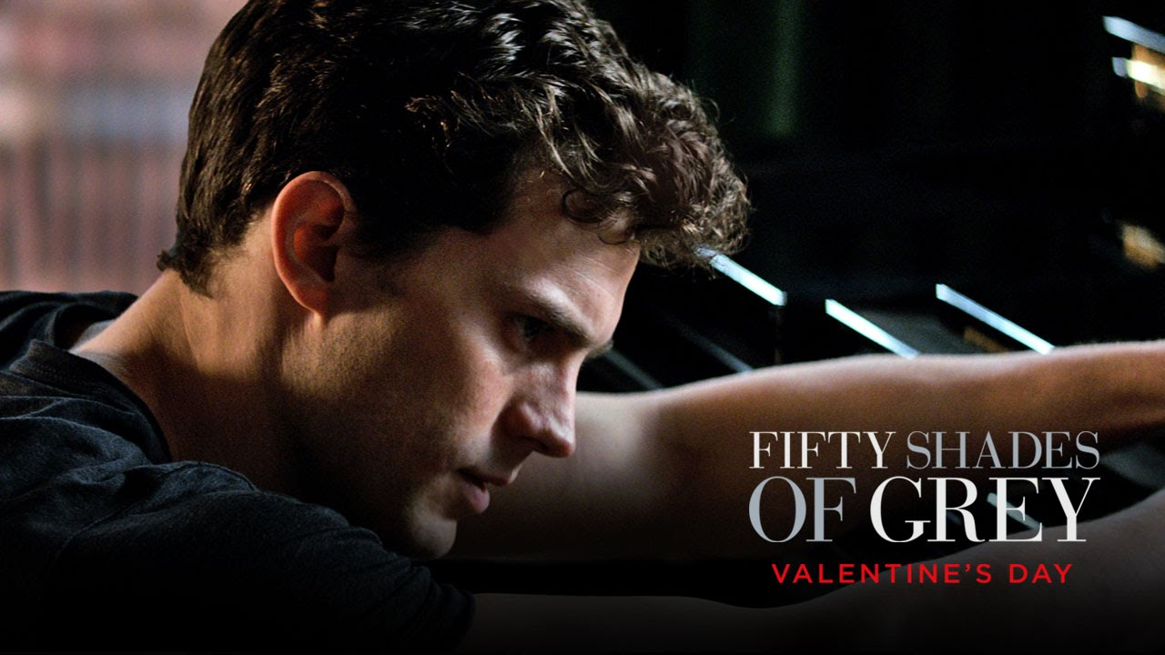 """Fifty Shades Of Grey - Valentine's Day (TV Spot 9) (feat. """"Haunted"""" by Beyoncé) (HD)"""