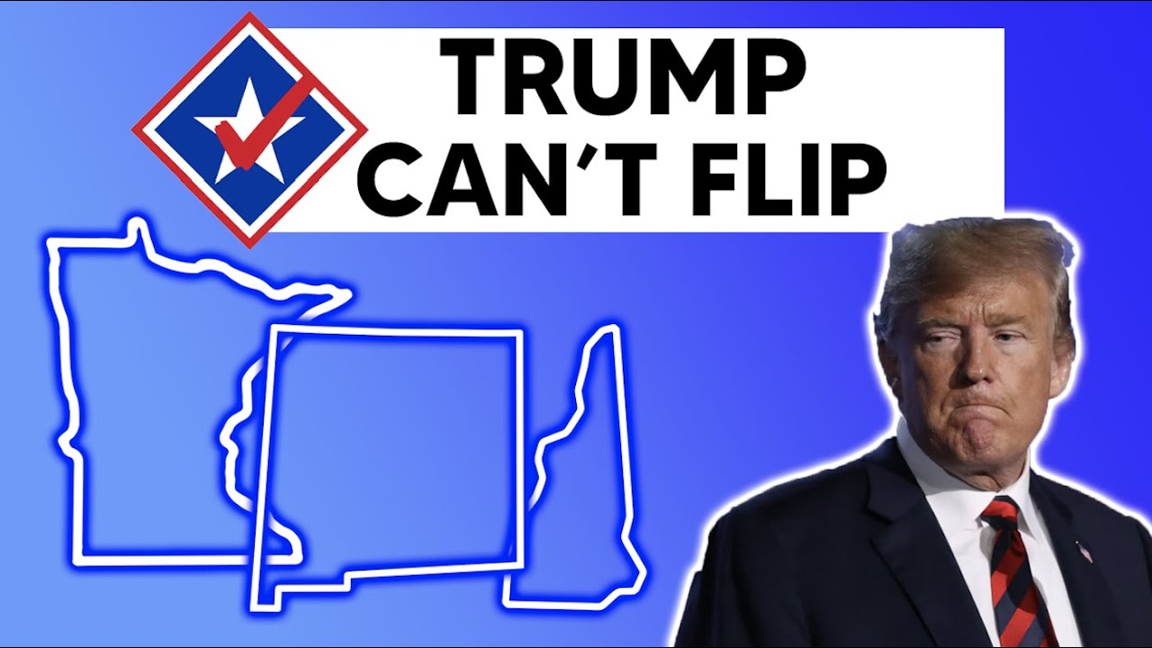 Donald Trump Will Not Flip a Single State in the 2020 Election