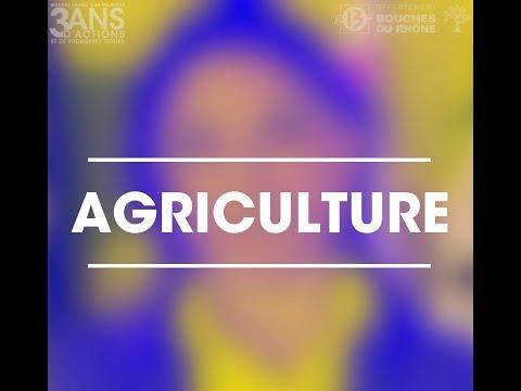 [MARTINE VASSAL] 3 ANS D'ACTIONS POUR L'AGRICULTURE ET LA VITICULTURE