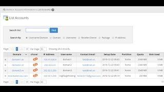 Hướng dẫn thay đổi IP trong Reseller SEO Hosting iNET