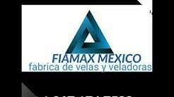 Veladoras Fiamax México