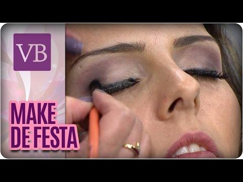 Make Para Festas - Você Bonita (20/04/16)