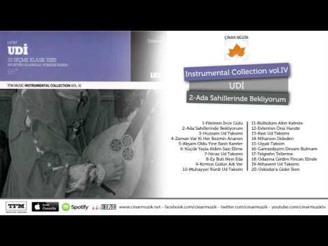 UDİ - Ada Sahillerinde Bekliyorum (Official Lyrics Video)