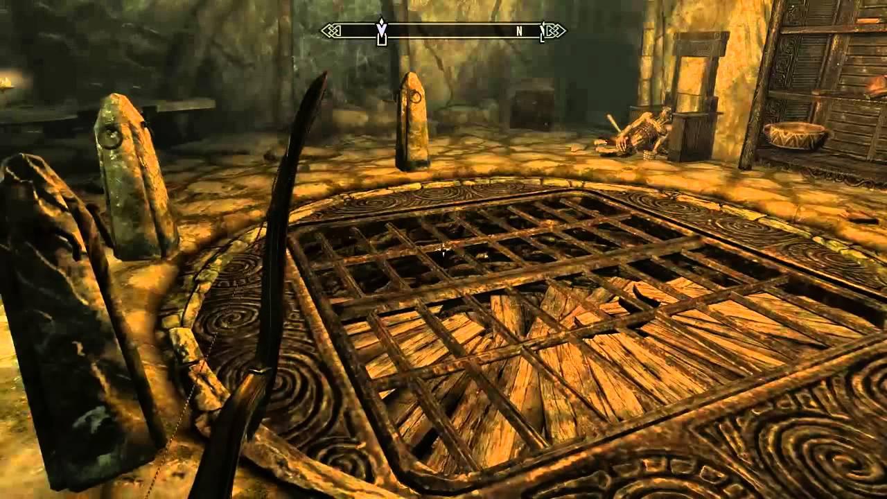 SKYRIM Quest Walkthrough: Forbidden Legend - Folgunther