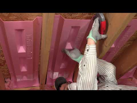 ProCat® Dense Blow Insulation Attic Install