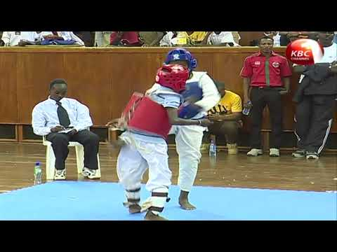 Bridge Majengo Mapya taekwondo academy are the champions of Mombasa