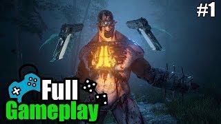 Killing Floor Incursion - BEST VR GAME?! (Tutorial+Farmland)