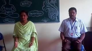 Hoysala pu college yoga 2016