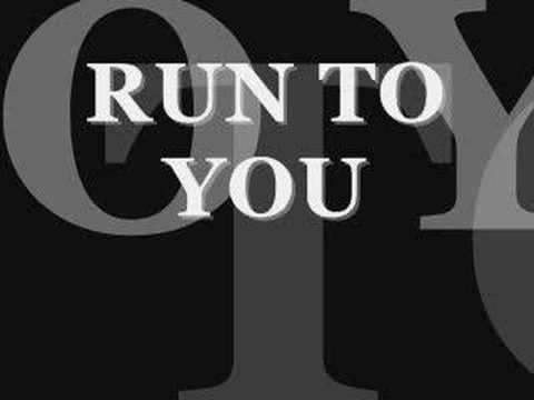Jonalyn Viray - Run To You
