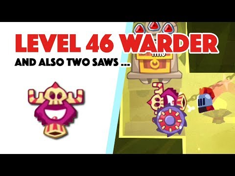 King of Thieves - Base 06 Level 46 Warder!