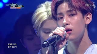 뮤직뱅크 Music Bank - 고마워 - GOT7 (Thank You - GOT7).20180323