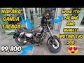 All New  Benelli Motobi 200/ Wow Ang Ganda Talaga
