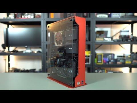 Z-Case P50 Mini-ITX Case Review + Build - YouTube