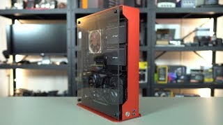 Z-Case P50 Mini-ITX Case Review + Build
