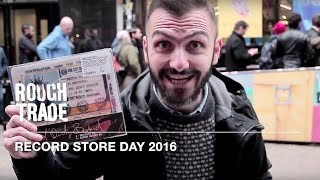 Record Store Day 2016 | Rough Trade