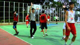 九龍體育會中學籃球聯賽 K-LEAGUE SENIOR 20