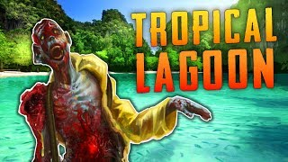 Tropical Lagoon Zombies (Call of Duty Zombies)