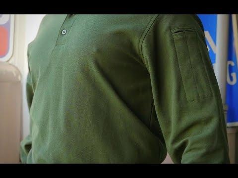 9a2a1e3096204b Koszulka Polo 5.11 Utility Silver Tan D/R (72057-160) | Sklep Militaria.pl