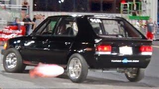 Turbo Dodge Omni GLH 5-Speed RECORD! 9.99 @ 143 MPH!